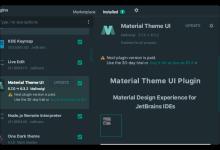PHPstorm 的 Material UI 主题插件收费了, 怎么继续使用主题样式-雅荷心语博客